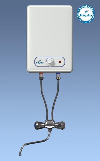 Hajdu FT10 Felsős Elektromos Vízmelegítő (ERP)