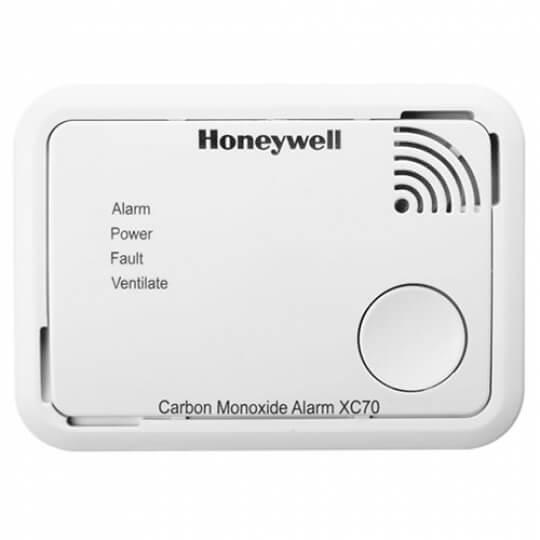Honeywell XC70 Szénmonoxid Érzékelő