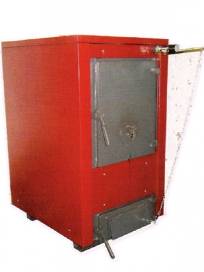 Hőterm Hőterm Carbon M 35 35 Kw-os Lemez Vegyestüzelésű Kazán (Tartozék Huzatszabályzóval)