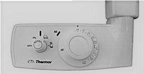 Thermor Corsaire 1000 W Elektromos Törölközőszárító Radiátor íves